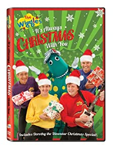 The Wiggles Its Always Christmas With You from NCircle Entertainment