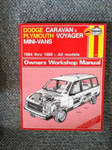 dodge-caravan-and-plymouth-voyager-mini-vans-1984-88-owners-workshop-manual