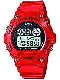 Casio Men's Digital Watch, Red