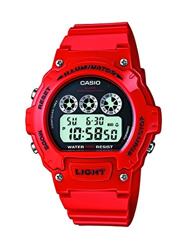 casio-mens-w-214hc-4avef-quartz-watch-with-grey-dial-digital-display-and-red-resin-strap