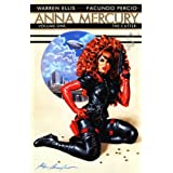 Anna Mercury Volume 1: The Cutter ~ Warren Ellis
