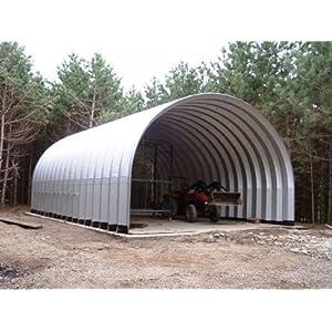 Amazon.com: Duro Span Steel S20x20x12 Metal Building Kit ...