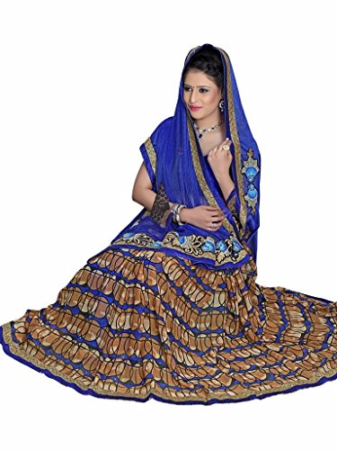 Yashoda Textile Multi Color Georgette Printed And Border Work Sarees With Un-Stitched Blouse Piece (Y.S_684_Multi)