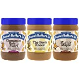 Peanut Butter & Co. Breakfast Pack, (Pack of 3)
