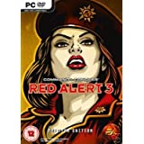 COMMAND & CONQUER RED ALERT 3 PREMIER EDITION PC DVD ROMby EA