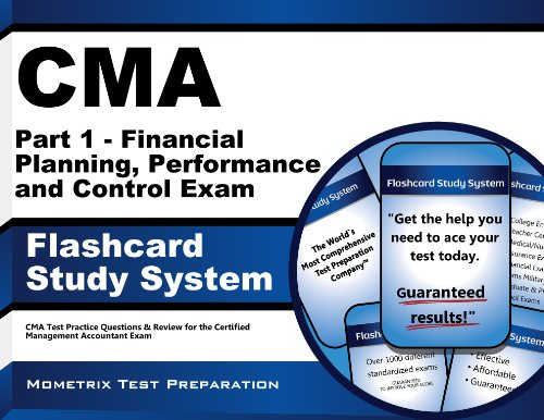 CMA Part 1 - Financial Planning, Performance