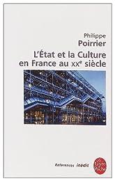 L' État et la culture en France au XXe siècle