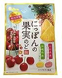 ライオン菓子 にっぽんの果実のど飴 72g×6袋
