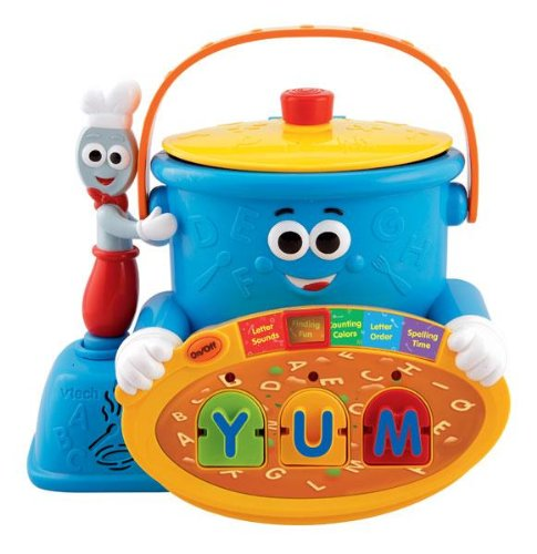 Vtech Preschool Learning Alphabet Soup front-963609