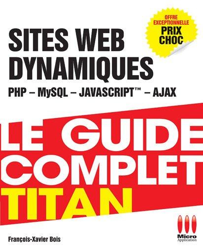 SITE WEB DYNAMIQUES