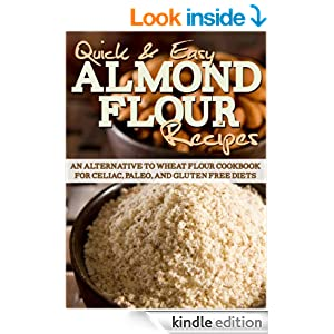 Almond Flour Recipes: An Alternative to Wheat Flour