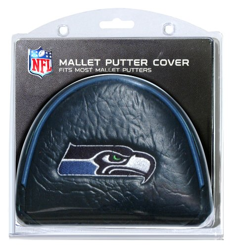 team-golf-32831-seattle-seahawks-mallet-putter-cover