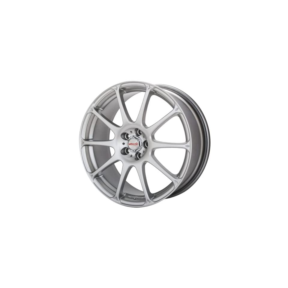 Maxxim Verse 17 Silver Wheel / Rim 4x100 & 4x4.5 with a 40mm Offset and a 73.1 Hub Bore. Partnumber V277D0440S
