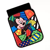 Romero Britto Disney Mickey Mouse Pop Art Tablet Cover Bag