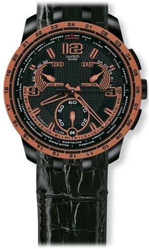 スウォッチ (swatch) 腕時計 クリスマスコレクション IRONY RETROGRADE YRB400 メンズ [正規輸入品]