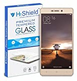 #6: HTShield (2.5D Round Edge) Premium Tempered Glass For Xiaomi Redmi 3S Prime / Xiaomi Redmi 3S / 3S Plus (5.0