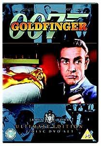 Goldfinger (Ultimate Edition 2 Disc Set)  [DVD] [1964]