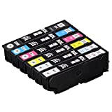 ジット EPSON(エプソン)  IC6CL80L 増量 6色セット対応 リサイクル インクカートリッジ JIT-NE80L6P(FFP・封筒パッケージ)