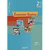 Economie-Gestion 2de Bac Pro - Livre élève - Ed.2010