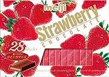 明治 ストロベリーチョコレートBOX 28枚×6枚