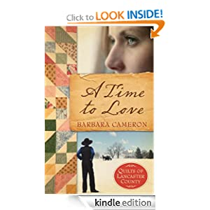 Amazon Free Kindle eBook: A Time To Love: Quilts of Lancaster County Series 1