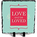 Anniversay Gifts, TYYC Love And Be Loved Rock Frame, Love Gifts, Romantic Gifts, Wedding Gifts, Couple Gifts