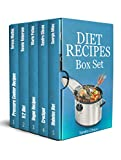 img - for Diet Recipes Box Set: Reduce Your Weight and Prepare Healthy Meals With These Amazing Guides (pressure cooker recipes, pressure cooker, 5:2 Diet) book / textbook / text book