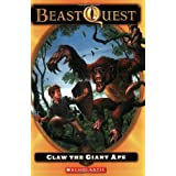 Claw the Giant Ape (Beast Quest (Quality))by Adam Blade