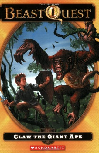 Claw: the Giant Ape (Beast Quest, No. 8) PDF