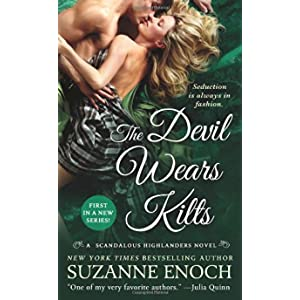 The Devil Wears Kilts by Suzanne Enoch