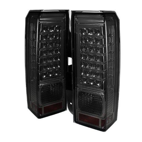Spyder Auto Alt-On-Hh306-Led-Sm Hummer H3 Smoke Led Tail Light