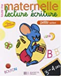 Lecture �criture petite section : 3-4...