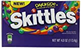 Skittles Darkside Theatre Box 4 oz/113.4 g (pack of 5)
