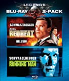 Legends of the Expendables: Red Heat / The Running Man (Arnold Schwarzenegger Double Feature) (Bilingual) [Blu-ray]