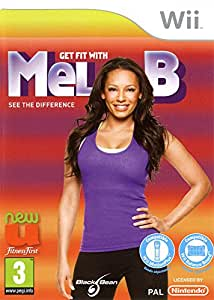 Get fit with Mel B.
