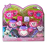 Disney Minnie Mouse Bow-tique Magic Tea Time Playset
