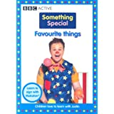 BBC Something Special: Favourite Things [DVD]