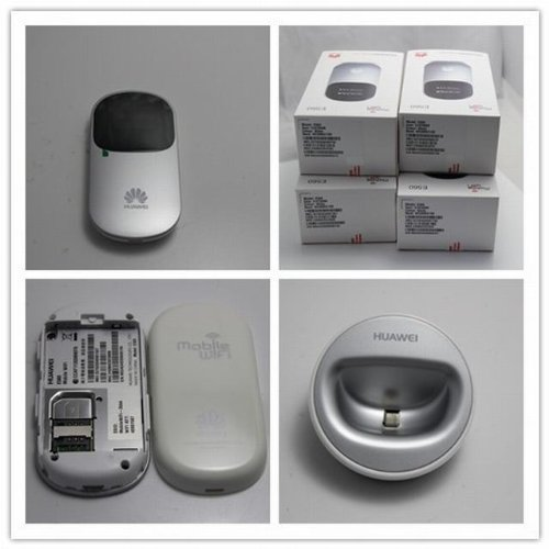 Huawei E560 3G Wireless Router (Including Wireless Modem Cradle)