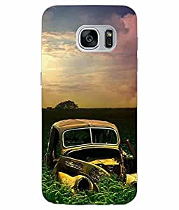 Make My Print Inspirational Slogan Printed Soft Silicon Back Cover For Samsung Galaxy S7