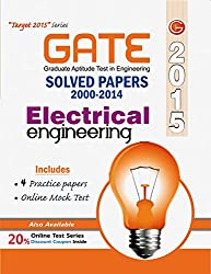 GATE Paper Electrical Engg 2015 (Solved Papers 2000-2014)