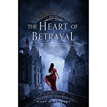 The Heart of Betrayal: The Remnant Chronicles (       UNABRIDGED) by Mary E. Pearson Narrated by Emily Rankin, Ann Marie Lee, Ryan Gesell, Kirby Heyborne, Kim Mai Guest