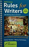 img - for Rules for Writers 7th edition (Ccsf Edition) with Learning Curve Access Code book / textbook / text book