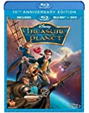 Treasure Planet: 10th Anniversary Edition [Blu-ray + DVD]