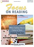 When Zachary Beaver Came to Town (Saddleback's Focus on Reading Study Guides) (1599051281) by Mary Rich