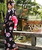 《2008》新作エティック・恋モテ浴衣4点セット_22