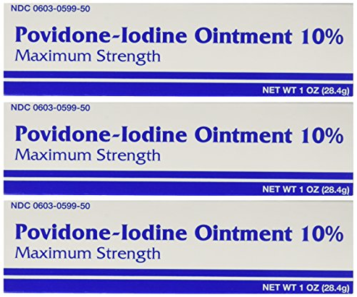 Major Pharmaceuticals povidone iode Usp première