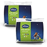 Silentnight Anti-Allergy Pillows, Pack of 2
