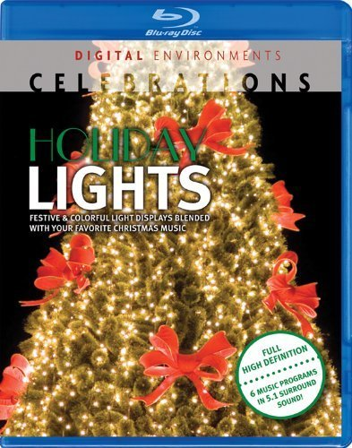Holiday Lights [Blu-ray] by Digital Environments