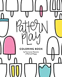 Pattern Play Coloring Book