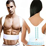 AcmeBuy(TM) Arrival Hot Sale Adjustable Magnetic Shoulder Posture Corrector Chest Support Belt Vest Health Care Supports for women man